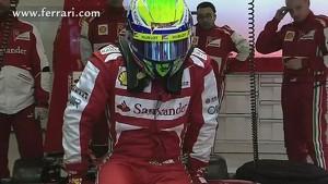 Scuderia Ferrari - Australian GP 2013 - Felipe Massa