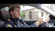 Infiniti F1 Performance 2013: Sebastien Vettel In Shanghai