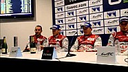 6 Hours of Silverstone Press Conference Part 2 - Second place overall