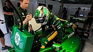 Caterham Unchained - e11: Heikki returns, Caterham visits QPR FC
