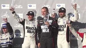 2013 Lime Rock Park - Muscle Milk Pickett Racing Highlight video