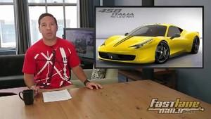 Porsche 918, Ferrari 458 Scuderia, 14Lt Supercar, MX-5 Diet, Biker Idiot, Friendsday Wednesday!