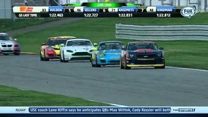 SFP Grand Prix Continental Tire Challenge Race Highlights