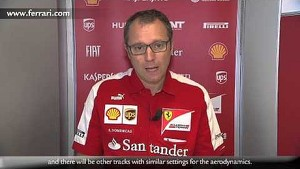 Italian Grand Prix - Stefano Domenicali, about race