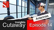 Cutaway Insights - Episode 14: Antennas - Sauber F1 Team