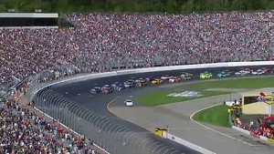 NASCAR Extended Highlights | Sylvania 300, New Hampshire Motor Speedway (2013)