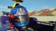 Fast and unbeatable - Sebastian Vettel ready for the season's triple!