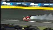 NASCAR Mark Martin blows engine early | Charlotte Motor Speedway (2013)