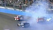 NASCAR Major Damage for Cole Whitt | Phoenix International Raceway (2013)