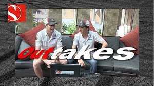 OUTTAKES! Time to have a laugh - Sauber F1 Team