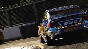 IRWIN Racing Sydney wrap 2013