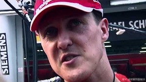 Michael Schumacher tribute: when words are not enough