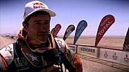 EN-Stage 11 - Car / Bike - Stage Summary - Antofagasta / El Salvador
