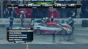 Rolex 24 At Daytona Race Broadcast - Part 3