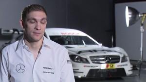 DTM Announcement Vitaly Petrov - Interview