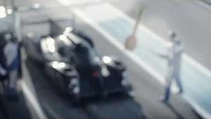 Toyota Racing - TS040 HYBRID Teaser, FIA WEC 2014