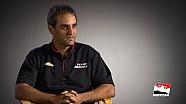 Juan Pablo Montoya Previews 2014