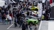 The Pavlovic-Piscopoduo claims Race Twoat Monza in Lamborghini Blancpain Super Trofeo