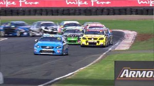ITM 500 Auckand - Race 11 Highlights