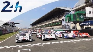 D-1 before Test Day 24 Hours of Le Mans 2014