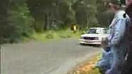 The worst rally corner ever?