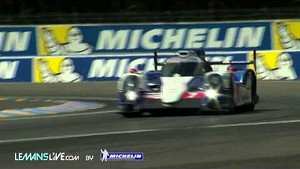 Drivers and Racers - 2014 Le Mans 24 Hours - Michelin