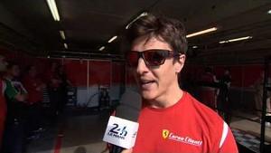 Le Mans 2014 - James Calado, driver of the #71 Ferrari