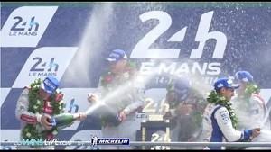 The Race - 2014 Le Mans 24 Hours - Michelin