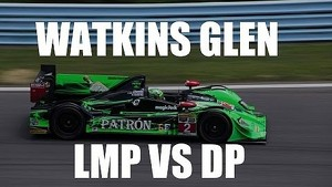 LMP VS DP at Watkins Glen: Tequila Patrón North American Endurance Cup