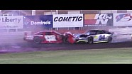 Drivers lose it at Bowman Gray: Destroy cars