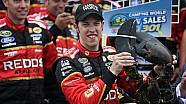 Keselowski lifts the lobster in Loudon