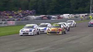 Mettet RX Supercar final review - FIA World Rallycross Championship