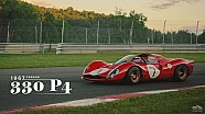 The Ferrari 330 P4 is one sexy beast
