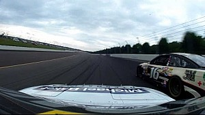 In-car: Junior completes Pocono sweep