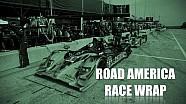 Podium Finish at Road America