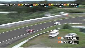 Highlights of Round 6 of the Super GT 2014 season at Suzuka