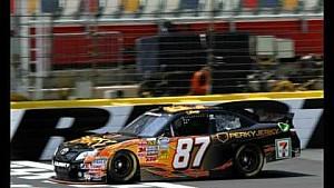 Kimi Raikkonen's in-car audio - 2011 NASCAR Nationwide debut
