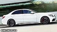 506-HP Mercedes C63 AMG S, Cadillac in NYC, Toyota Aluminum Construction - Fast Lane Daily