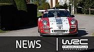 Stages 12-14: Rallye de France-Alsace 2014