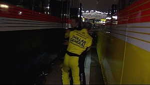 Sparks fly between Kenseth, Keselowski after race