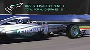 Mercedes AMG Petronas - Circuit preview - Austin 2014