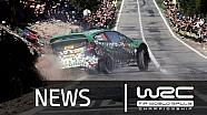 Final Newsclip: RallyRACC Rally de Espana 2014