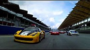 Ferrari Challenge APAC: Prette and Tjiptobiantoro win in Race 1 at Sepang