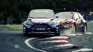 Road to Argentina - FIA World Rallycross Championship