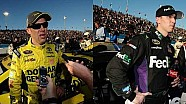 Hamlin in at Homestead, Kenseth falls short