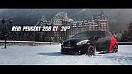 New Peugeot 208 GTi 30th: Film The Legend Returns