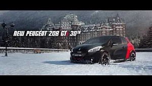 New Peugeot 208 GTi 30th: Film The Legend Returns