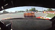 Onboard Ferrari Challenge 2012, Canada, Part 1 of 2-