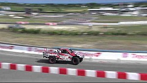 Race Of Champions 2014 Highlights - Barbados