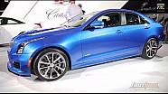 2016 Cadillac ATS-V LA Auto Show - Fast Lane Daily